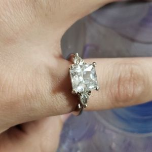 Beautiful Faux Ring